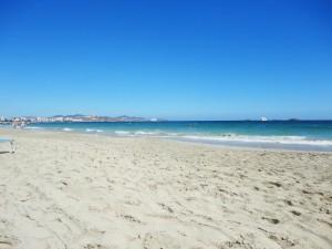 Playa den Bossa.